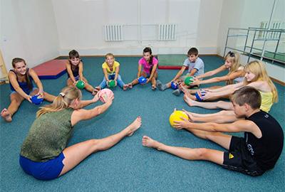 Физкультура для учащихся с врождённым пороком сердца