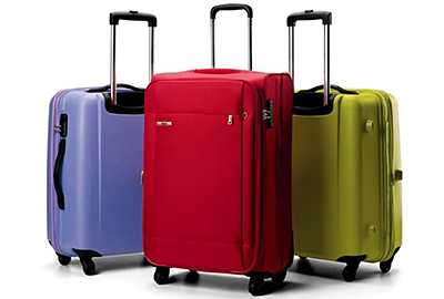 Шкаф-чемодан на колёсах