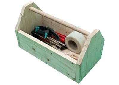 Универсальный переносной ящик для инструментов